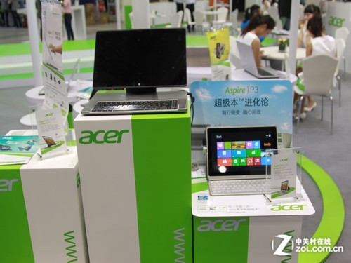 eMEX2013:Acer携众多新品亮相展会