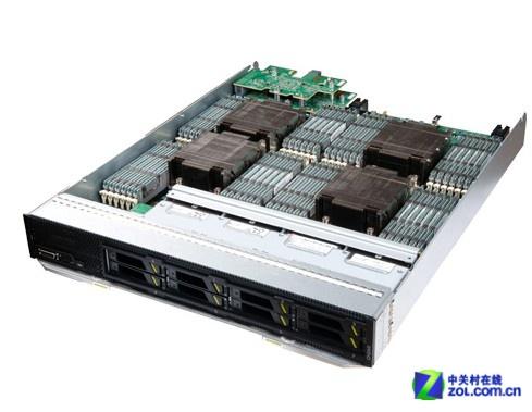 华为E9000刀片服务器评测
