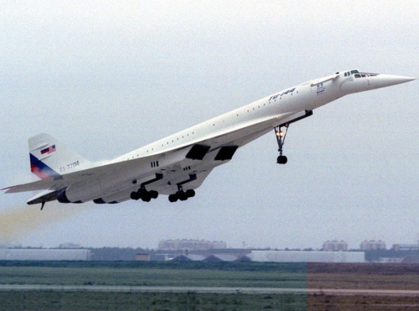 高端大气上档次 图解超音速飞机发展史