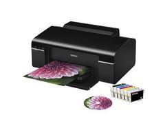 爱普生 R330原装* 6色照片A4幅面  可以打光盘 的*联保的彩色打印机   免费送货上门安装调试