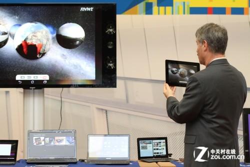英特尔芯2合1产品创新科技路演在京召开