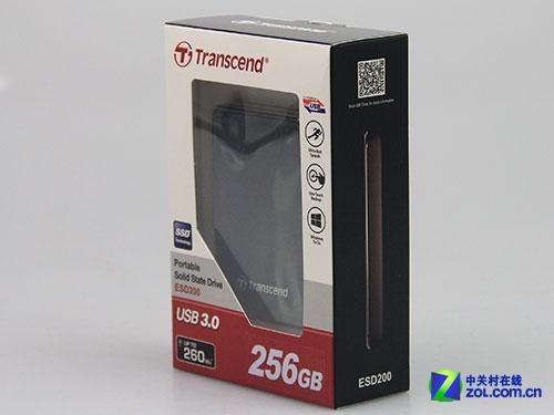 SSD为核心 创见ESD200 3.0移动硬盘首测
