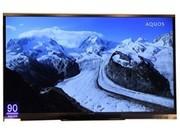夏普 LCD-90LX740A 90英寸大屏工程用 智能高清3D平板液晶电视机 咨询有惊喜