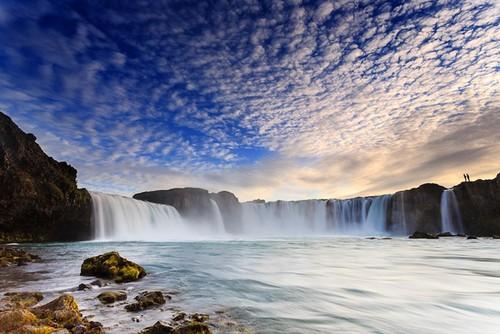 冰岛神之瀑布 体验零下10°急冻摄影之旅