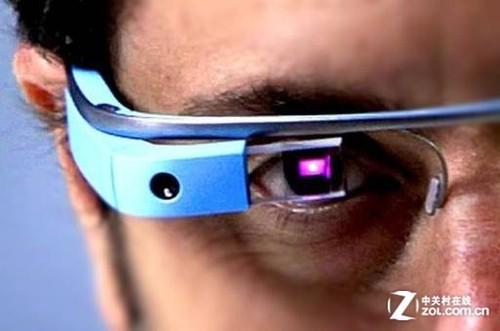 谷歌眼镜的一些网络功能.   谷歌眼镜(google project glass)高清图片