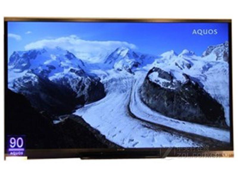 90英寸超大电视 夏普LCD-90LX740A热销