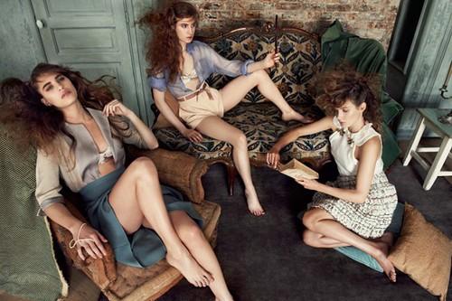 杂志封面摄影师的奇妙世界 时尚摄影
