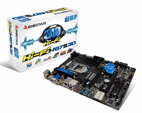 映泰Hi-Fi H87S 3D主板基于Intel H87芯片组设计,并且完美的支持Intel 最新的LGA 1150接口的Haswell系列处理器。其4相供电加豪华散热使得主板能有不错的性能发挥。主板内存部分带有4条DDR 3插槽,最大支持双通道32GB 1600MHz内存,满足了大部分用户的使用需求。