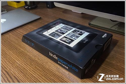 补丁升级 评Kindle Paperwhite 2国行版