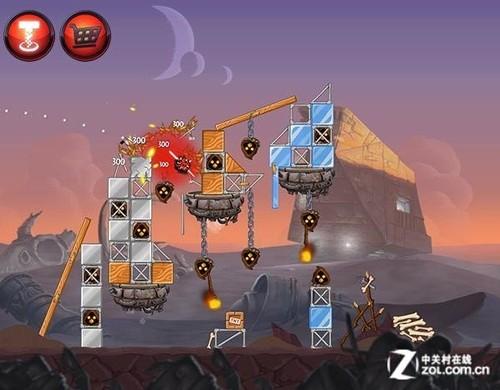 iOS版愤怒的小鸟星球大战II正限免下载