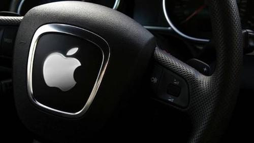 汽车成谷歌苹果战场:专利总数达345项