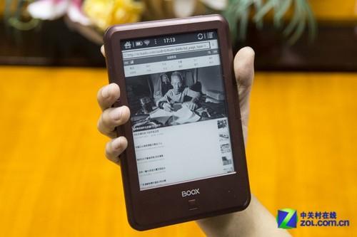 除了看书还能干啥?BOOX智能电纸书评测
