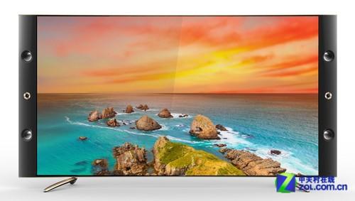 4K曲面屏!海信65英寸电视登陆CES2014