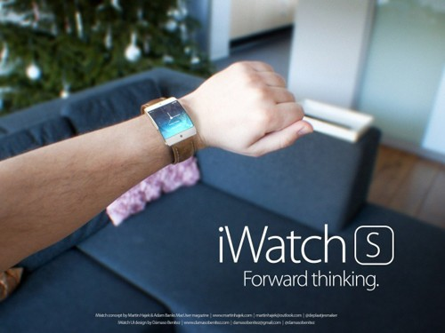 Apple iWatch OLED screen with LG arc or summer listed