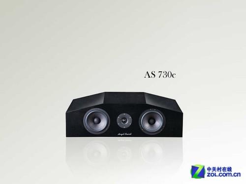 前卫造型设计 angel sound as700s音箱