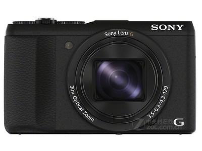 索尼(SONY) DSC-HX90 数码相机黑色(1820万有效像素 30倍光学变焦 24mm广角蔡司镜头 Wi-Fi遥控拍摄)