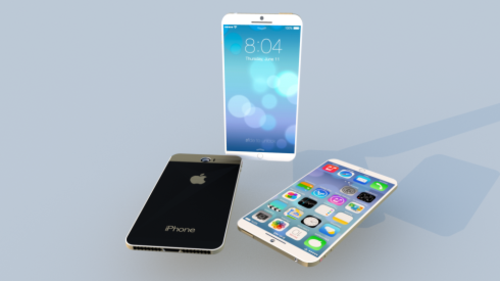 8系统iphone 6概念设计