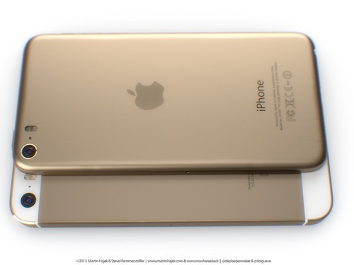 iPhone5s+iPad mini? iPhone6概念图曝光