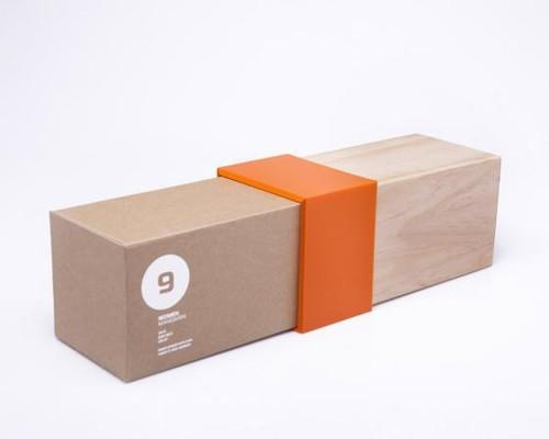 未来印象f1蓝牙音箱设计灵感:一款意大利红酒的创意包装图片