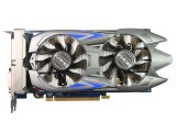 影驰GeForce GTX 750黑将