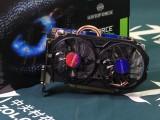 技嘉GTX750Ti实拍图