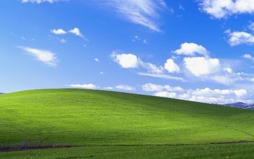 微软xp经典桌面壁纸图片展示下载;