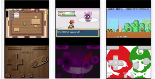 爽玩掌机游戏 GBA 4模拟器登录iOS平台