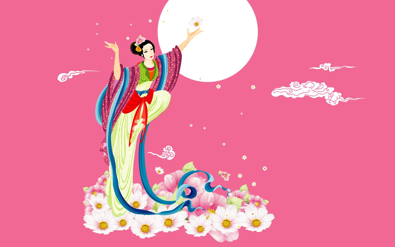 关于中秋节的壁纸