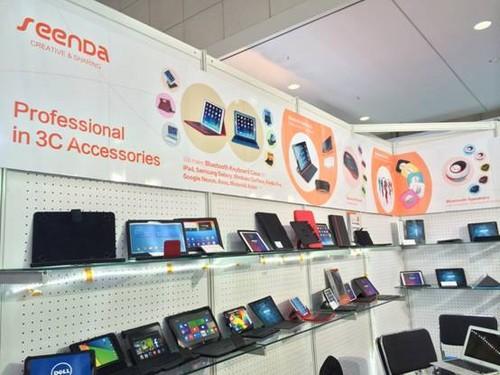 SEENDA携新品参展CeBIT 2014