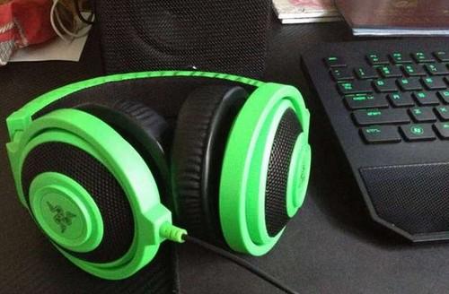 单品 23 雷蛇耳机
