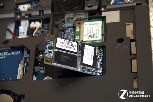 神舟(神舟)战神k660e-i7d1笔记本电脑拆解图评测-zol