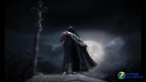 恶魔城新作不断 暗影之王:宿命镜面图赏