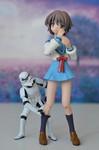 玩具们的情景剧 星球大战帝国士兵的演出