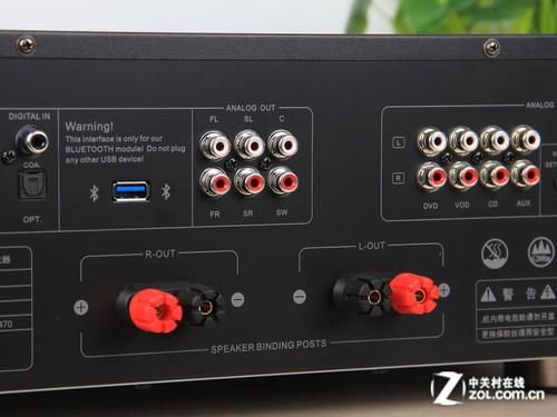 天逸ad-680pdsp功放接口设计