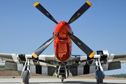 老式螺旋桨飞机的风采-中关村在线