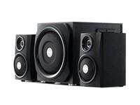 麦博(Microlab) TMN-1U蓝牙版 支持SD卡 U盘 2.1多媒体蓝牙音箱 电脑音响 低音炮 音响 黑色