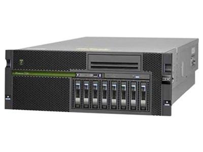 IBM Power 720(8202-E4D/6颗CPU/16GB内存)