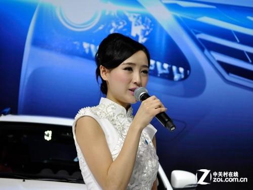 见证北京车展 比亚迪携ZOL网友线下活动