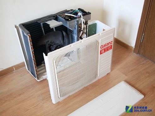 格兰仕空调压缩机接线图