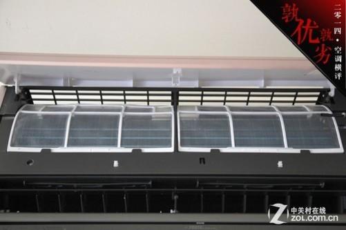家电 正文  这款海信空调内机尺寸为890*270*200mm,重量为9.