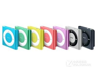 送礼佳品 苹果iPod shuffle 5广东327元