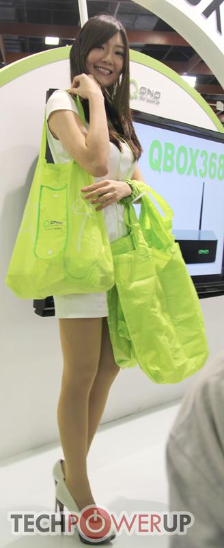 台北电脑展又一大波妹子来袭 130张ShowGirl美图一网打尽的照片 - 65