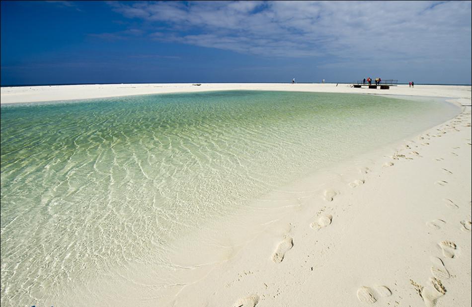 南海风光 美丽的西沙群岛之全福岛