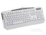 金河田K6白色版游戏键盘
