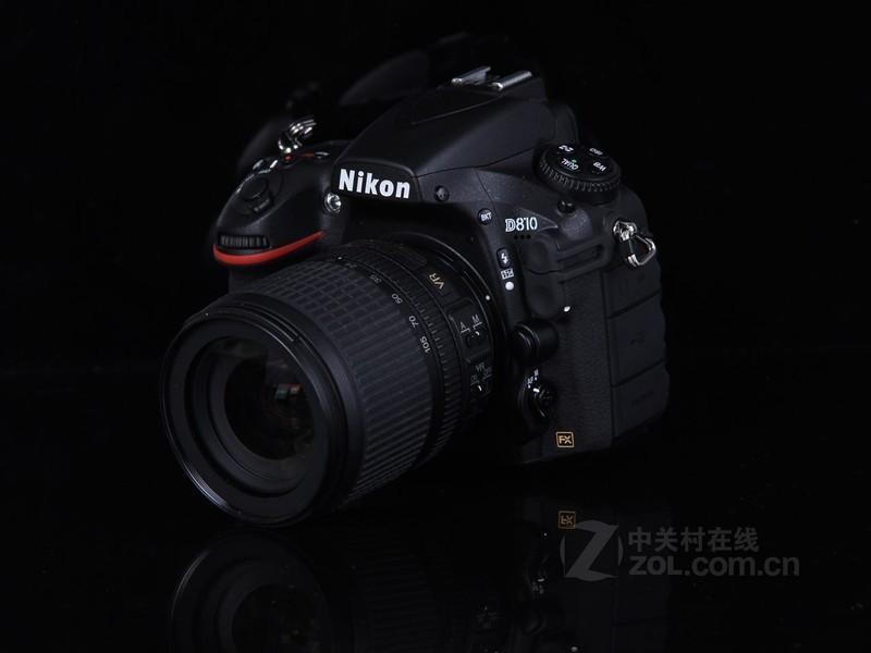 更高图像画质 尼康D810单机仅售12789元