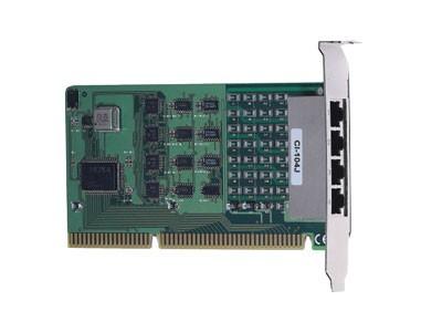 MOXA CI-104J(4口232卡,聪明型)