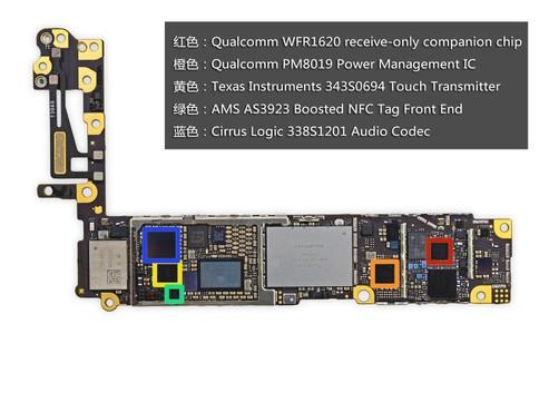 41张高清大图 揭秘iphone 6内部结构