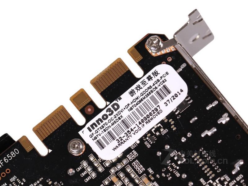Inno3D GTX 970游戏*版