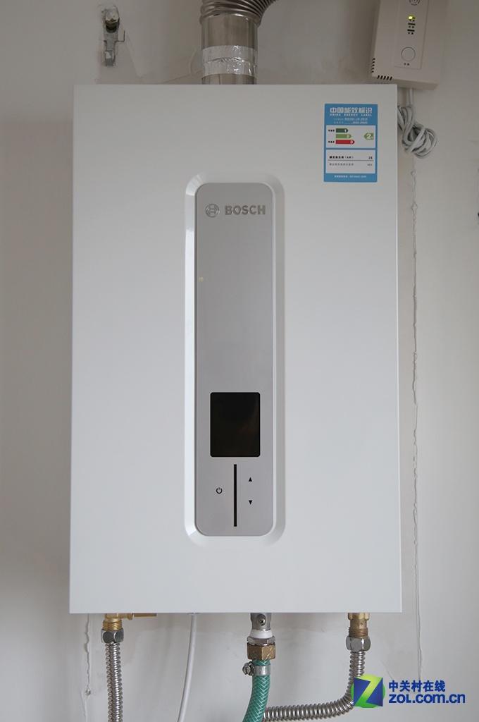 博世13l燃气热水器图赏