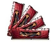 【官方正 品 假一赔十】芝奇 Ripjaws4 32GB DDR4 2666(F4-2666C15Q-32GRR)